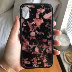 iPhone X sonix phone case
